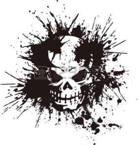16298036-splatter-and-the-skull
