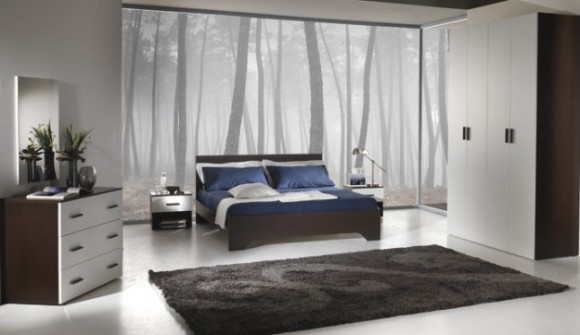 camera-da-letto-semplice