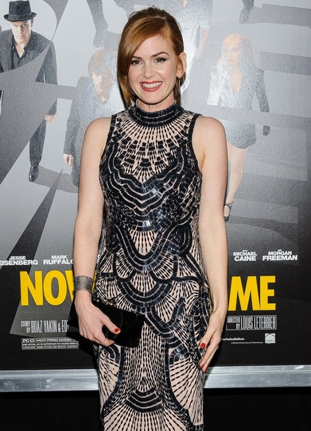 Now You See Me Premiere