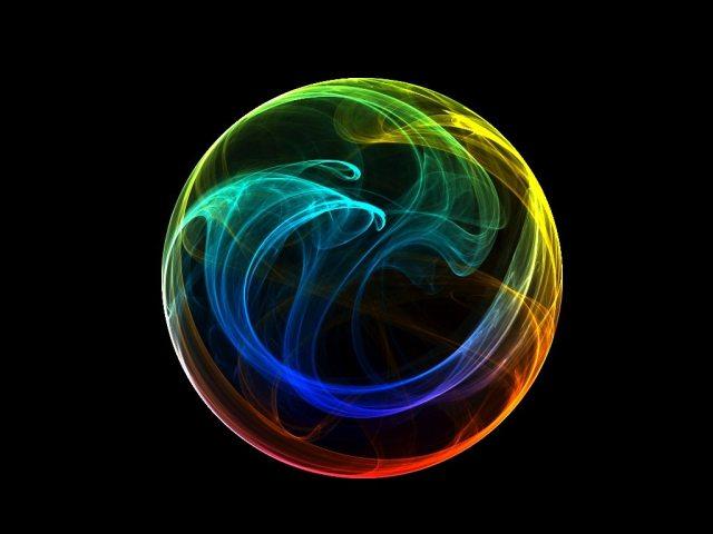 sfera di colori 1