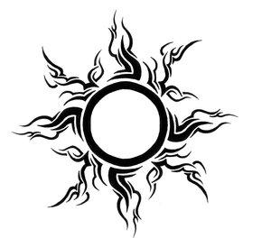 tattoo sole